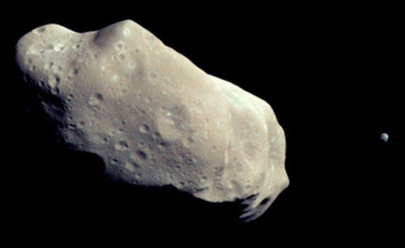Новый астероид приблизится к Земле 13 января 2021 года