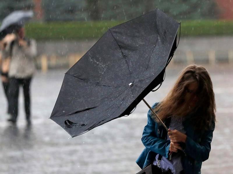 Москву снова ожидают дожди и похолодание с 21 апреля 2021 года