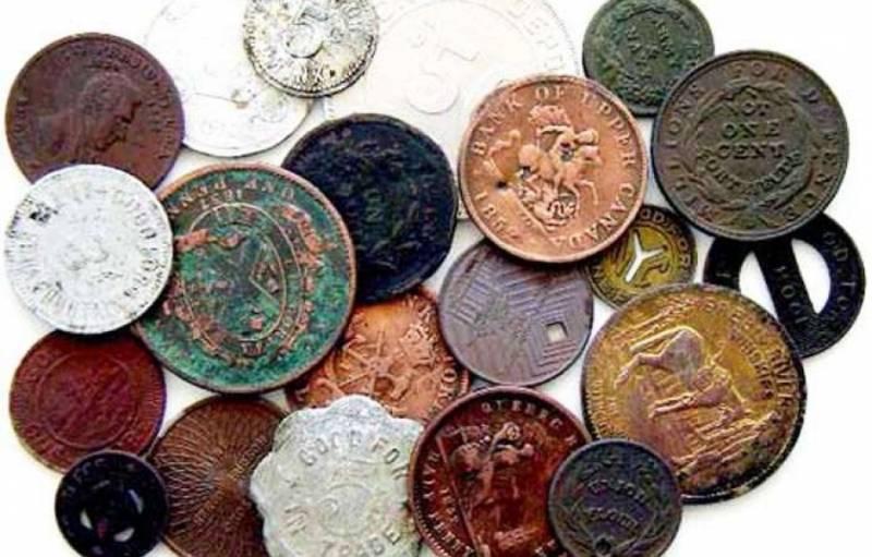Как обычные монеты могут нестандартно использоваться