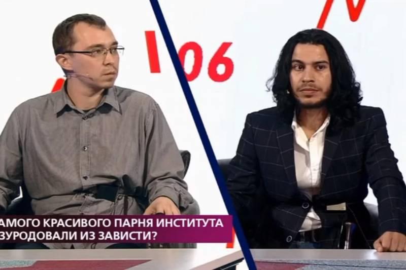 Марван Джарьян: снялся в передаче «На самом деле»