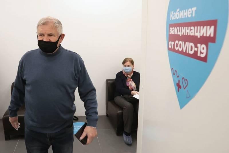 Ситуация с заболеваемостью пожилых людей коронавирусом